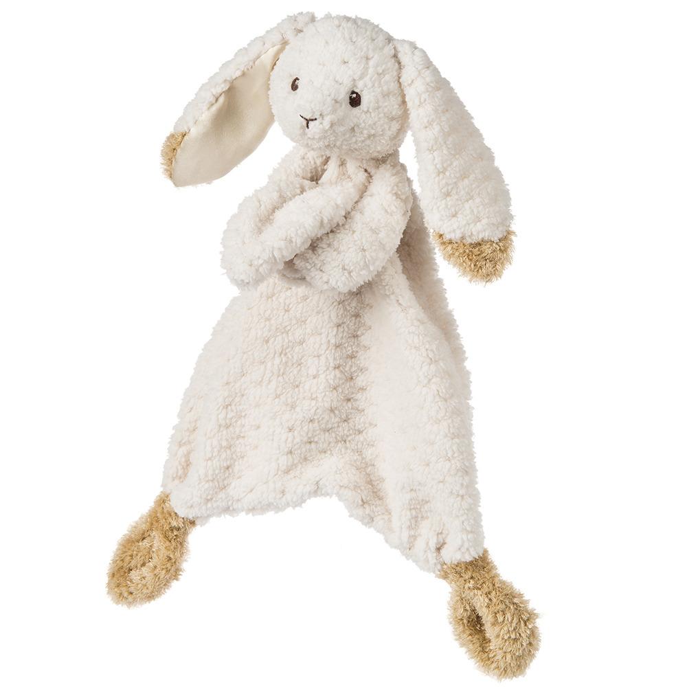 baby柔软安抚巾-燕麦兔