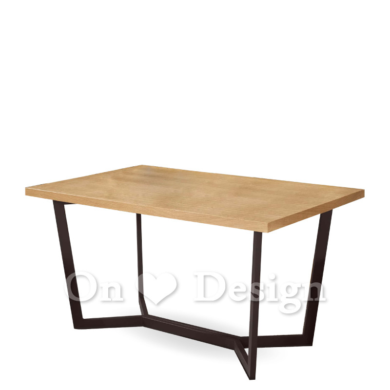Nordic table concorde 140cm on design for Table 6 3 asce 7 05